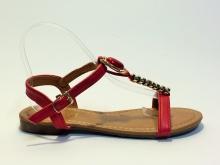 Нов страхотен модел сандали червени Код: C-3 Red