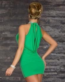 Нова колекция рокли - зелена