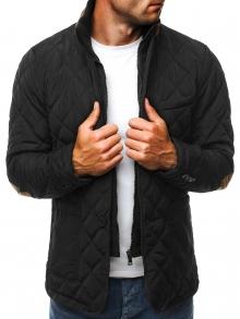 Елегантно мъжко яке Масимо - черно