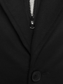 Модерен мъжки балтон с допълнителна подплата