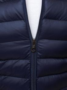 Мъжко шушляково яке Хефест - тъмно синьо