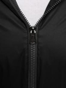 Пролетно яке с изчистен, класически дизайн - черно