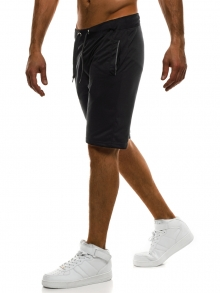 Мъжки шорти Jax - черни