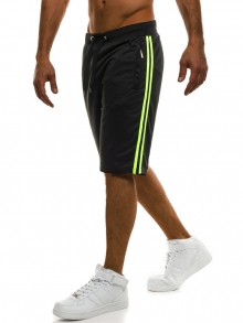 Мъжки шорти Sport - черни