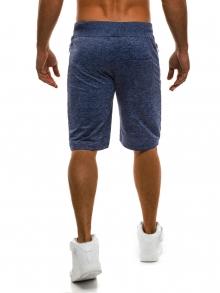 Мъжки шорти VITALITY - тъмно сини