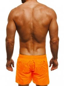 Мъжки шорти лято 2017 - оранжеви