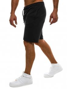 Мъжки шорти Fasio - черни
