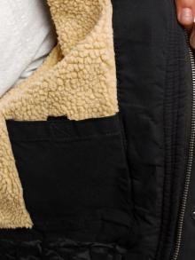 Мъжко яке ''Ленд'' - черно