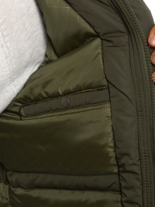 Мъжко яке ''Маднес'' - зелено