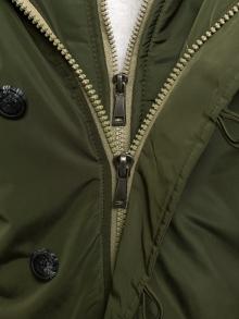 Мъжко яке ''Матрикс'' - зелено
