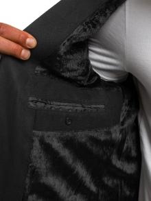 Мъжки балтон ''Рафаел'' - черен