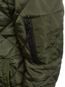 Мъжко яке ''Асенсио 3'' - зелено