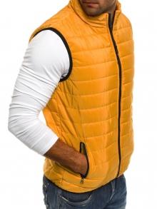 Мъжки елек ''Падели'' - жълт