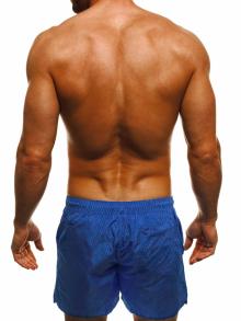 Мъжки шорти лято 2018 - синьо