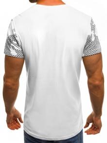 Мъжка тениска ''Urban'' - бяла