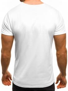 Мъжка тениска ''TrendCity'' - бяла