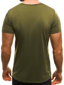 Мъжка тениска ''TrendCity'' - зелена