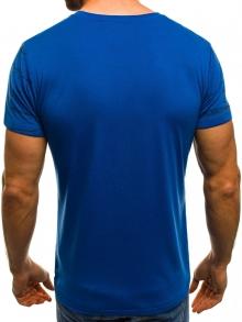 Мъжка тениска ''GIANTS'' - синя