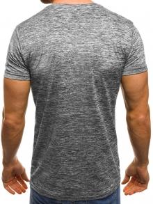 Мъжка тениска ''Prom' - сива