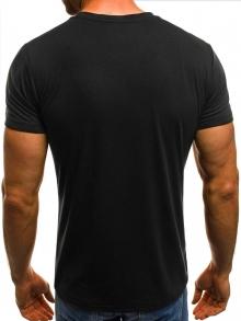Мъжка тениска ''Art'' - черна