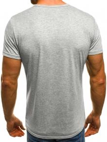 Мъжка тениска ''LIMITED'' - сива
