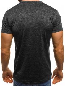 Мъжка тениска ''Prom' - Тъмно сива
