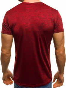 Мъжка тениска ''Prom' - Червена
