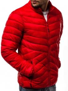 Мъжко яке ''Нани'' - червено