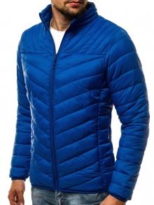Мъжко яке ''Алвес'' - светло синьо