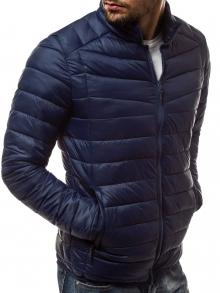 Мъжко яке ''Лопез'' - тъмно синьо