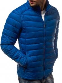 Мъжко яке ''Лопез'' - светло синьо
