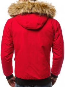 Мъжко яке ''Марк'' - червено