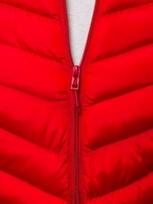 Мъжко яке ''Борха'' - червено