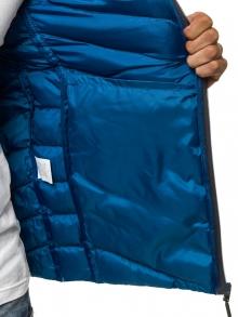 Мъжко яке ''Борха'' - тъмно синьо