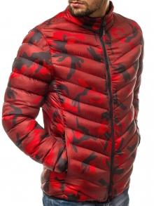 Мъжко яке ''Дон'' - червено