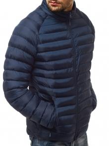 Мъжко яке ''Артур'' - тъмно синьо