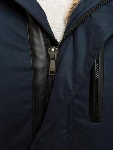 Мъжко яке ''Рекоба'' - тъмно синьо