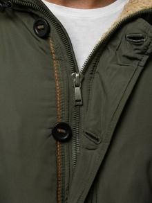 Мъжко яке ''Чино'' - зелено
