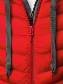 Мъжко яке ''Нео'' - червено