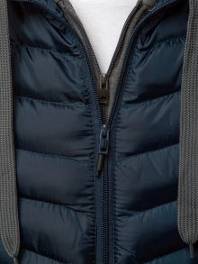 Мъжко яке ''Нео'' - тъмно синьо