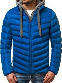 Мъжко яке ''Нео'' - светло синьо