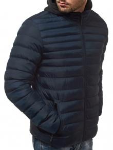 Мъжко яке ''Макси'' - тъмно синьо