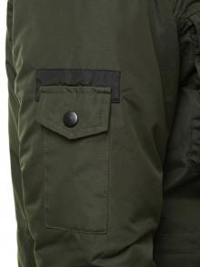 Мъжко яке ''Санчес'' - зелено