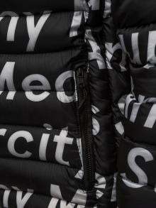 Мъжко яке ''Хамшик'' - черно