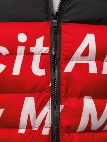 Мъжко яке ''Хамшик'' - червено