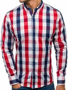 Коледен комплект - сако + риза