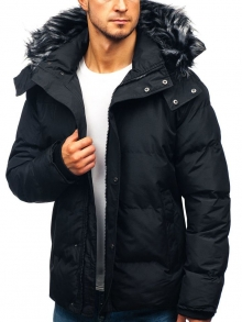 Мъжко яке ''Тоби'' - черно