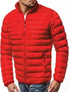 Мъжко яке ''Мадрид'' - червено