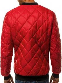 Мъжко яке ''Лондон'' - червено