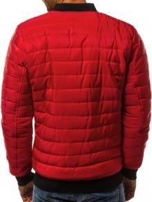 Мъжко яке ''Рим'' - червено